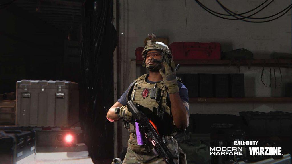 cod modern warfare warzone sgt griggs update 129