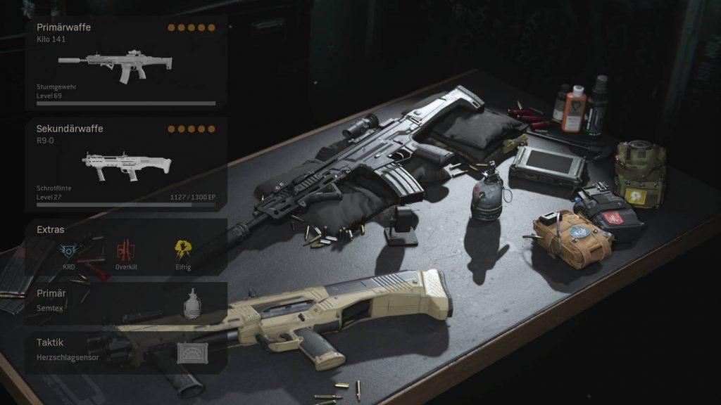 cod warzone aydan 60 kills loadout