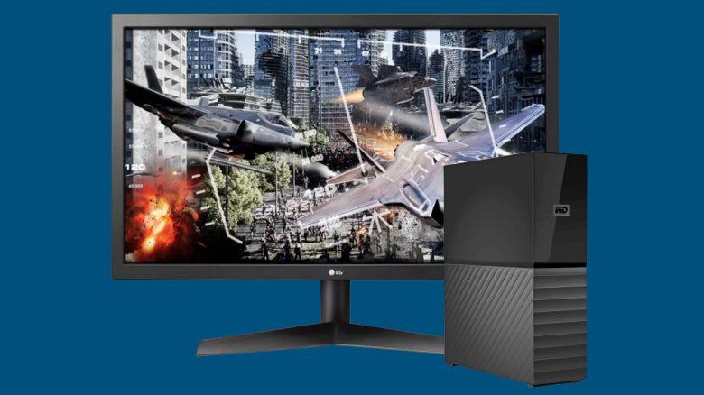 LG Gaming-Monitor mit 144 Hz für nur 134,90 € und mehr bei Cyberport