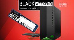Schnelle SSDs, günstige Gaming-PCs und mehr reduziert bei Cyberport