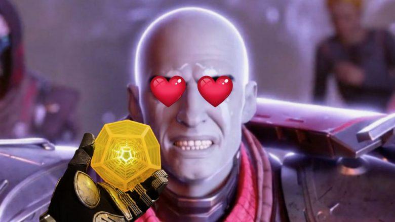 destiny 2 zavala loot love
