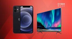 ebay Black Friday-Angebote: Xiaomi 4K TV & iPhone 12 Mini zum Bestpreis