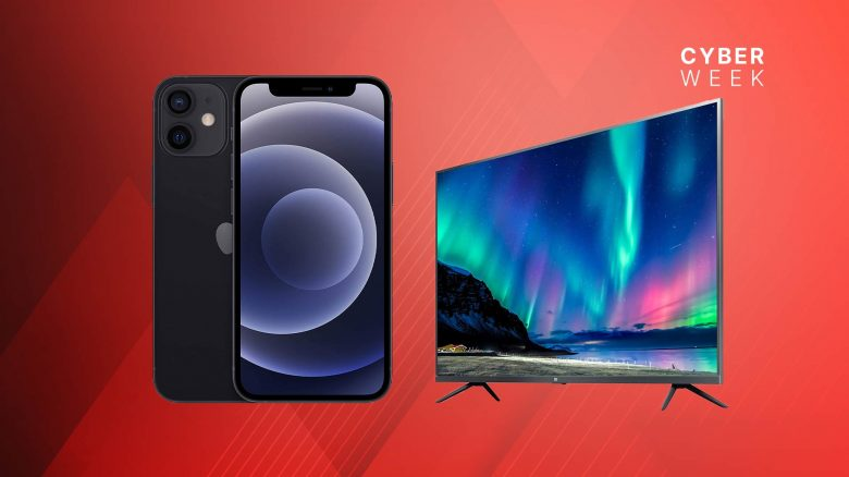 ebay Black Friday-Angebote: Xiaomi 4K TV & iPhone 12 Mini zum Bestpreis