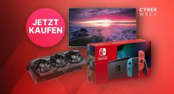 ebay Black Friday Angebote: Nintendo Switch zum Spitzenpreis