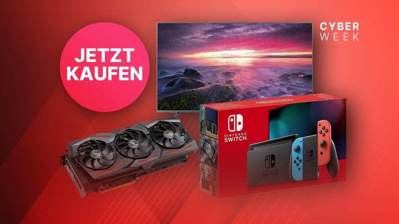 ebay Black Friday Angebote mit Nintendo Switch