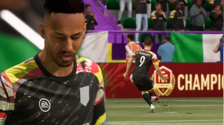 Spieler glauben, FIFA 21 hat mit dem letzten Patch irgendwas am Schuss gedreht