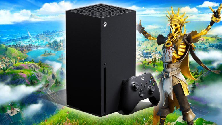 Fortnite: So hübsch sehen eure Matches auf der Xbox Series X aus