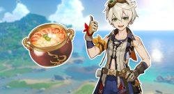 Genshin Impact: So findet ihr alle neuen Rezepte aus dem Update 1.1