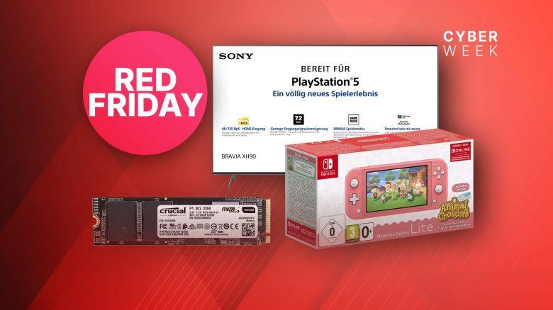MediaMarkt Black Friday: Das sind die besten Angebote