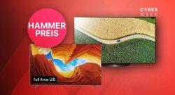 MediaMarkt Black Friday Week: 4K TVs für PS5 zum Spitzenpreis