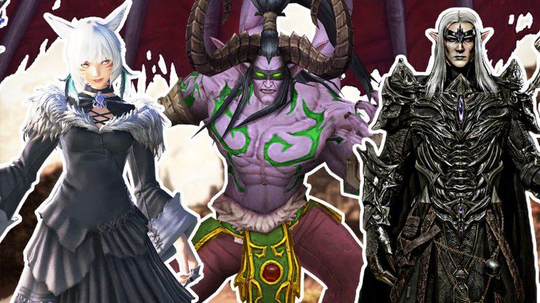 Welche MMORPGs haben die coolsten spielbaren Völker? Sagt es uns