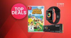 OTTO Black Friday Angebote: 1 TB SSD & Animal Crossing stark reduziert