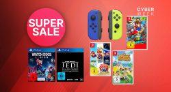 OTTO Black Friday: Die besten Angebote für Nintendo Switch & PS4