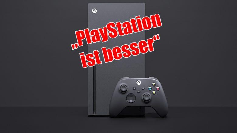 """Spieler bekommt endlich Xbox Series X – Auf Paket steht: """"PlayStation ist besser"""""""