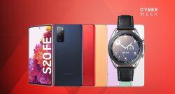 Galaxy S20 FE mit Watch 3 und LTE-Tarif zum Bestpreis bei Media-Saturn