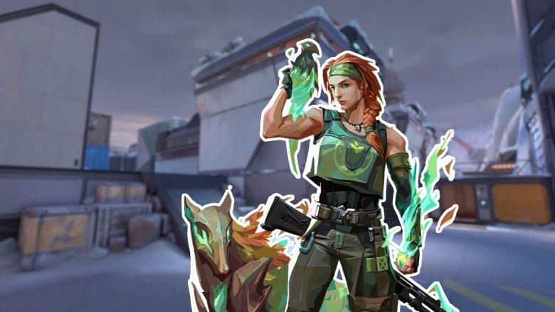 Valorant: So spielen sich die neue Map Icebox und die Agentin Skye