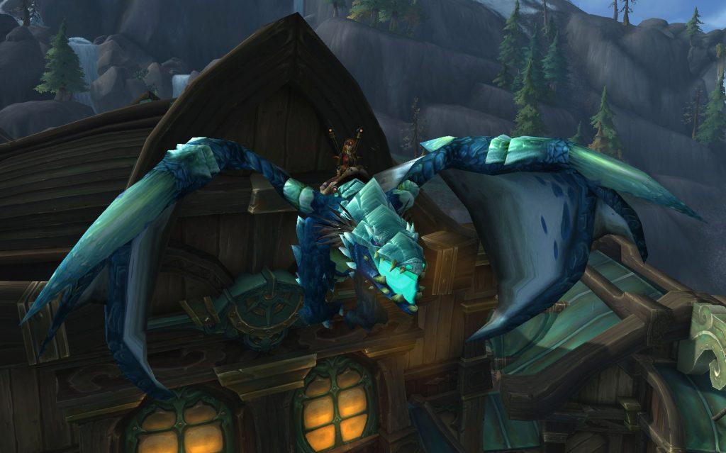 wow blauer protodrache