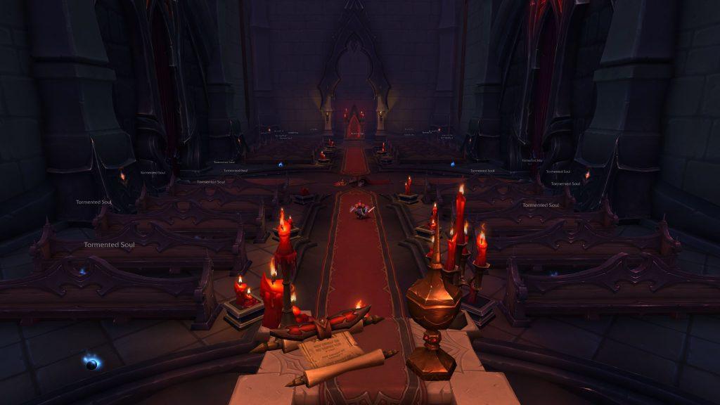 wow shadowlands hallen der sühne altar