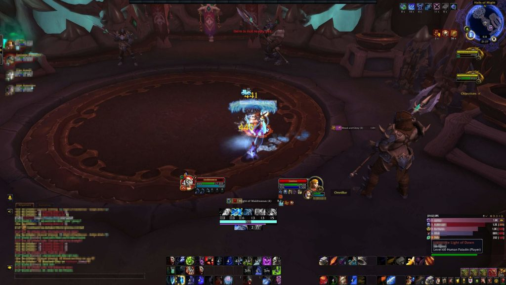 wow shadowlands theater of pain pvp