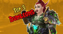 wow shadowlands top 3 dungeons titel 2