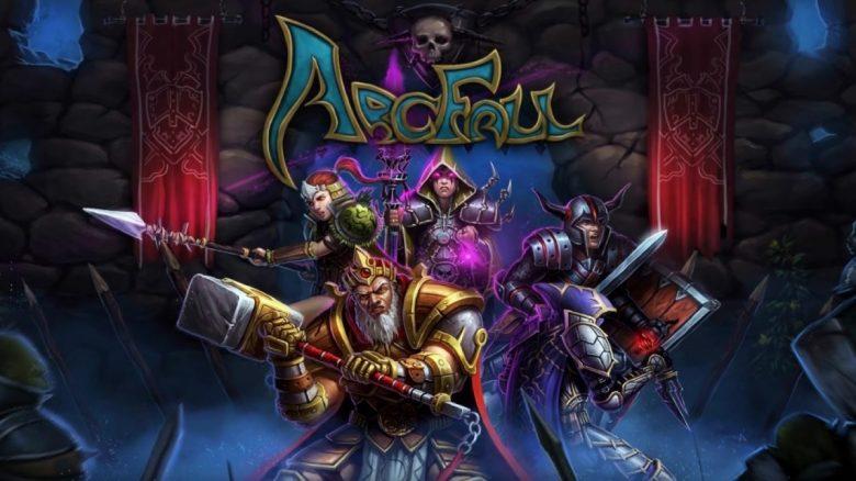 Arcfall Artwork