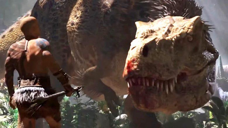 Ark 2 Dino Hell Titel