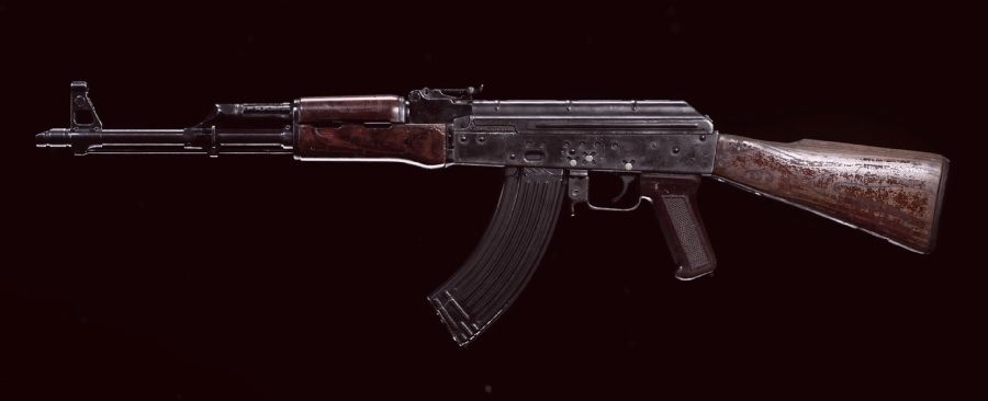 CoD Ak 47 Cold War Call