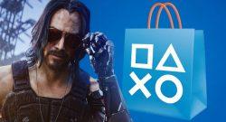 Cyberpunk PS Store Titel