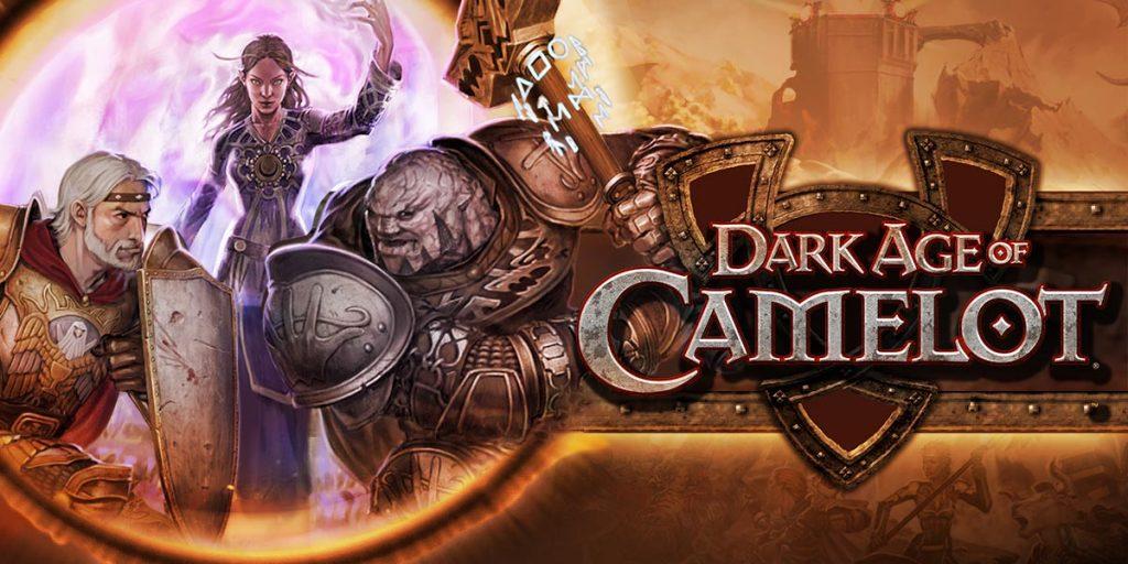 dark age of camelot header
