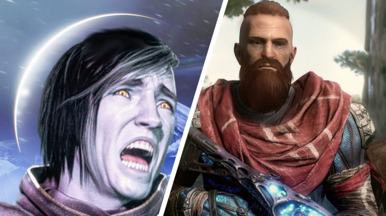 Outriders sieht aus wie Destiny 2 – Aber in gut