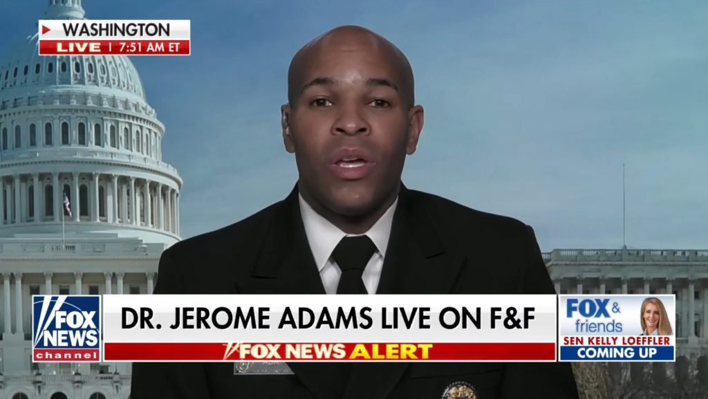 Dr. Jerome Xbox Corona Fox news