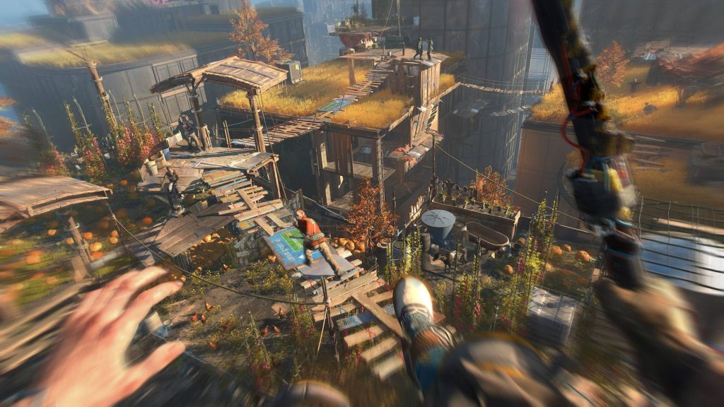 Dying Light 2 Parcours