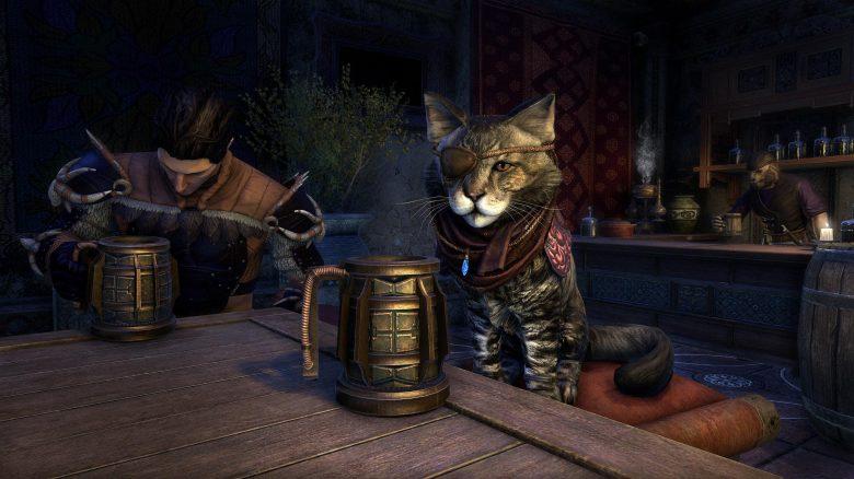 ESO bringt die versoffenste Katze Tamriels bald auch in dein Haus