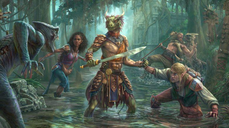 Auch Standard-Quests, die viele doof finden, können in MMORPGs richtig Spaß machen