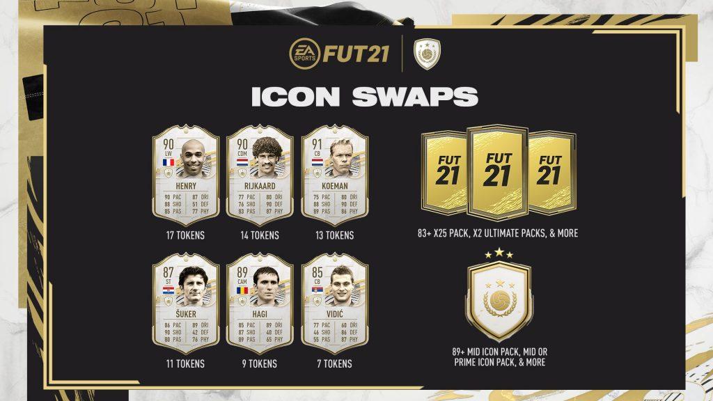 Icon Swaps