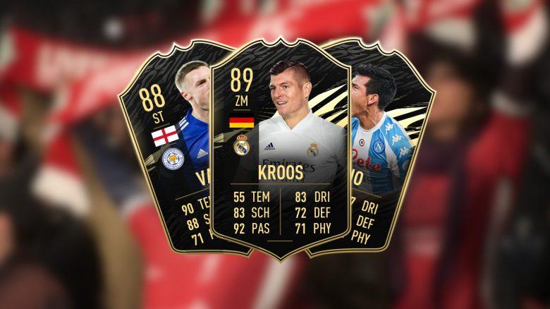 FIFA 21: TOTW 12 ist live, Toni Kroos führt es an