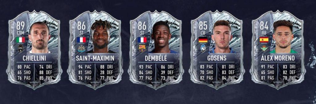 Freeze FIFA 21