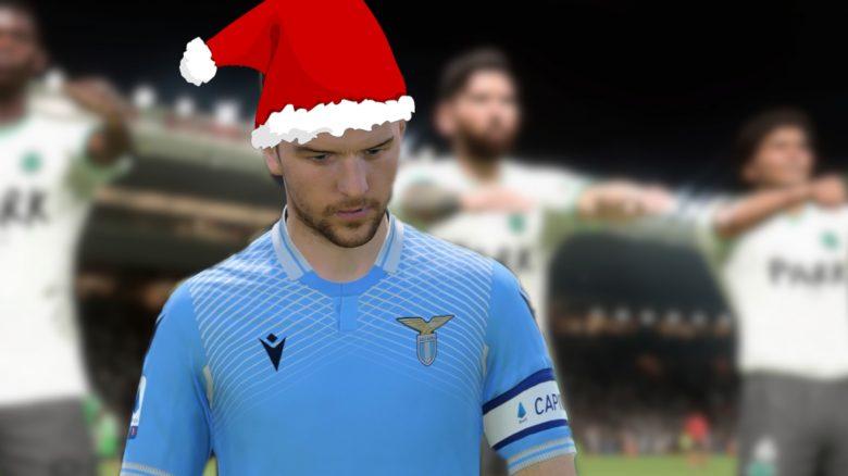FIFA 21 zu Weihnachten schlecht