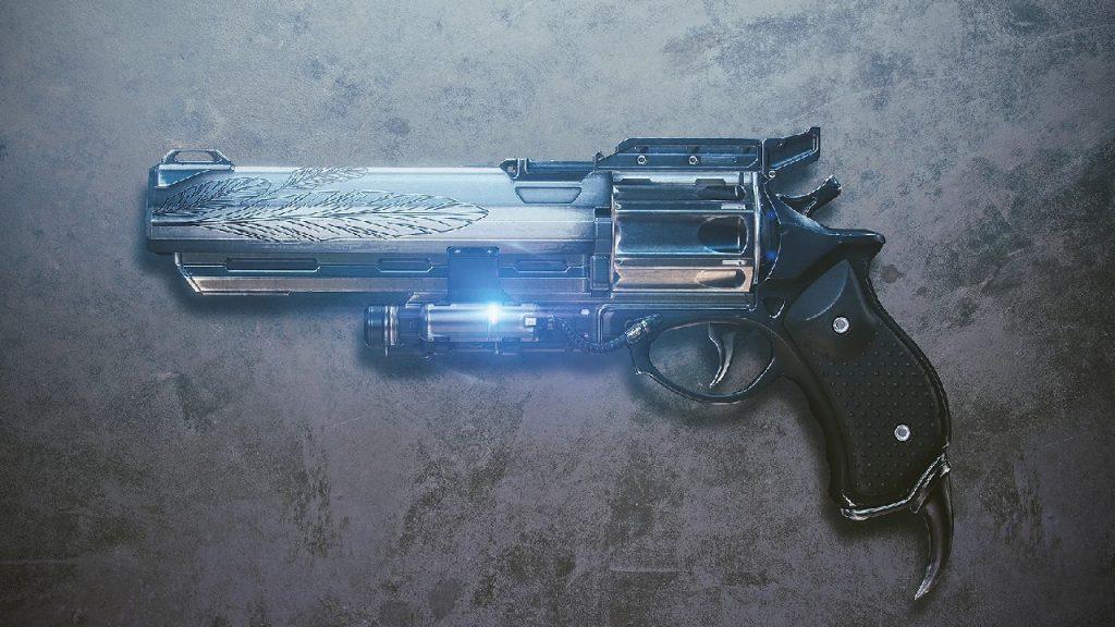 Falkenmond Hawkmoon exotic Handfeuerwaffe
