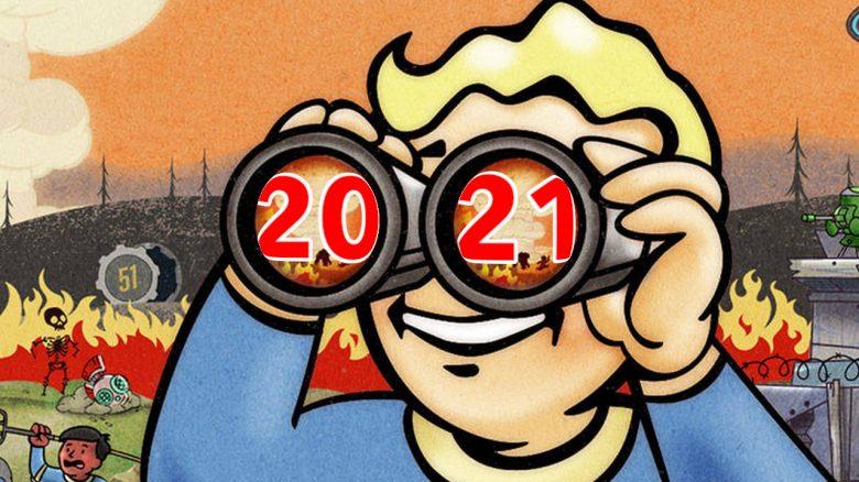 Fallout 76 2021 Titel