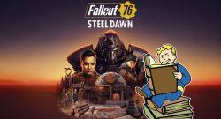 Fallout 76 - Steel Dawn Highlights