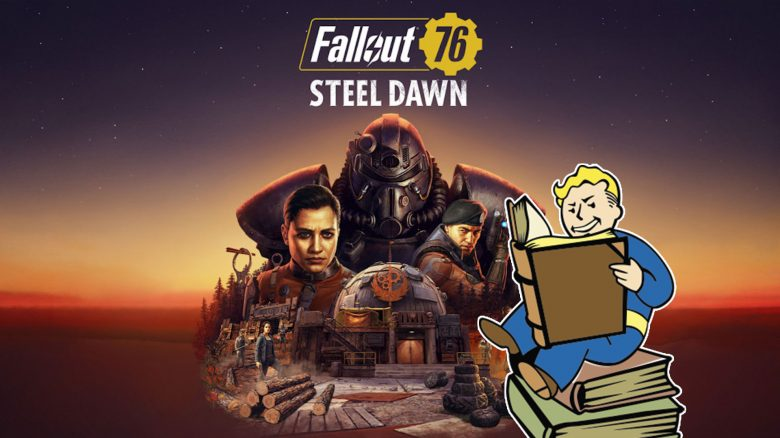 Fallout 76 - Steel Dawn Highlights