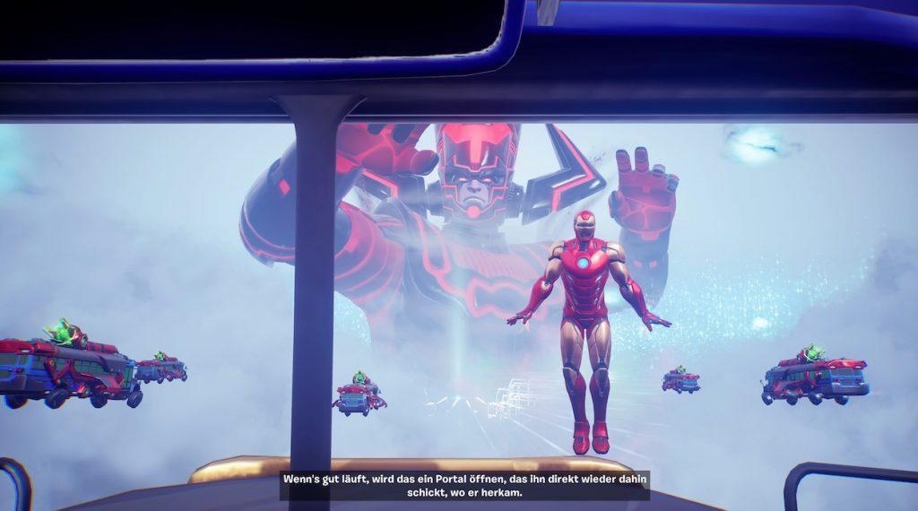Battle Bus Galactus