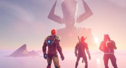 Fortnite Galactus taucht auf