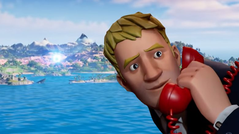 Fortnite Season 5: Trailer zeigt Jonesy, den Zero Point und viel Chaos