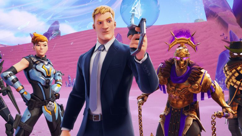 Fortnite Season 5 Kapitel 2 Battle Pass Titel