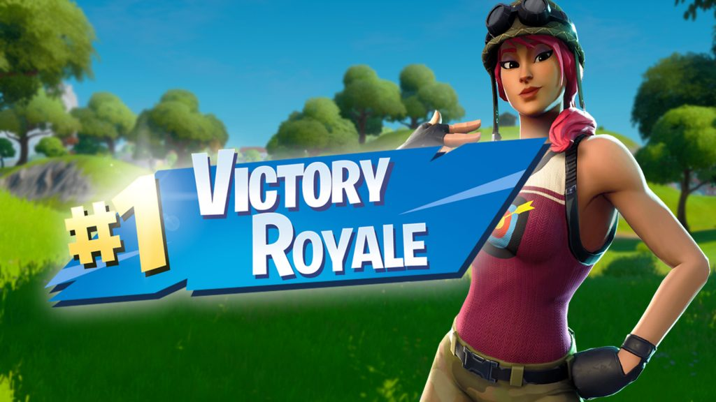 Fortnite victory royale titel