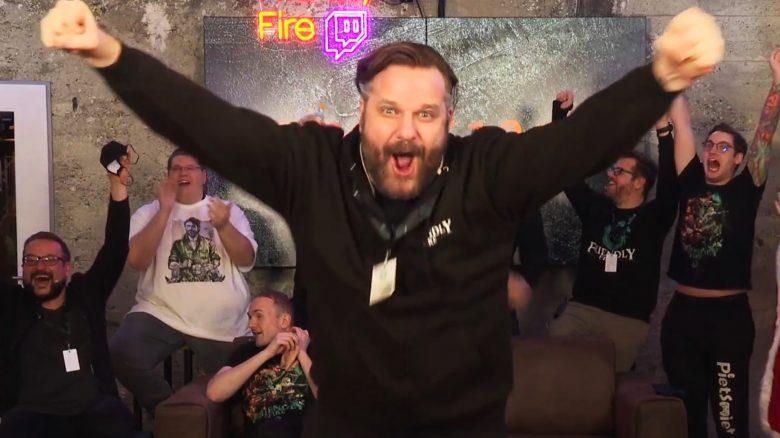 Friendly Fire 6 auf Twitch: So freuen sich Gronkh & PietSmiet über 1 Mio € Spenden