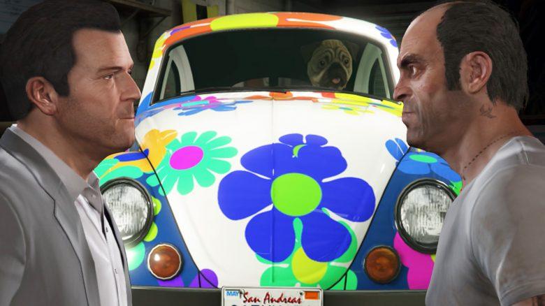 GTA Online: So schaltet ihr den coolen Hippie-Käfer frei