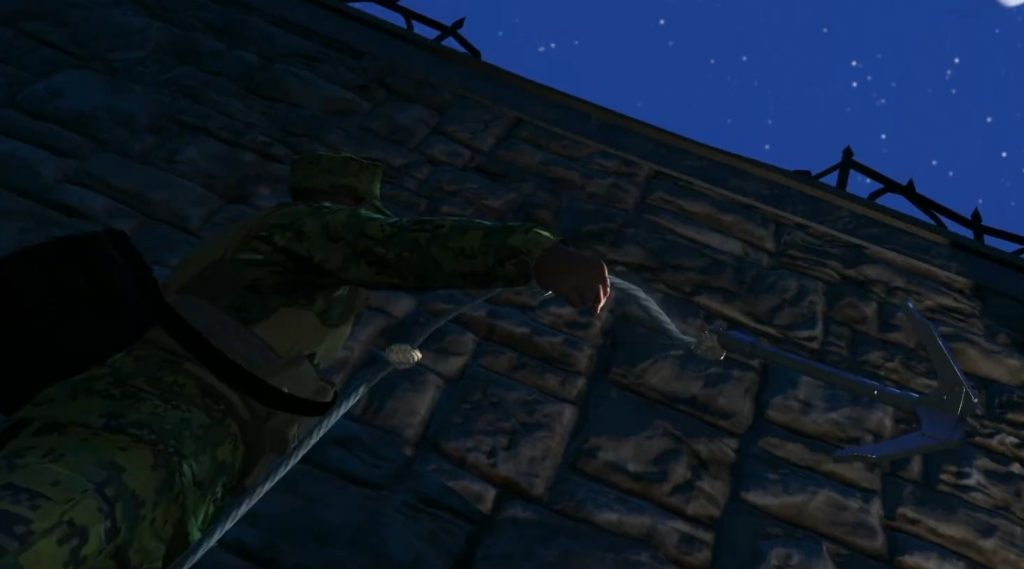 GTA Online Cayo Perico Greifhaken